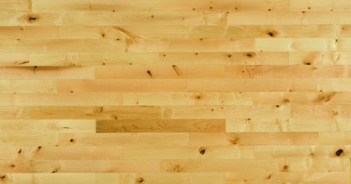 Junckers Maple 2-Strip Solid Wood Flooring, Untreated, Variation, 129x22 mm Image 3