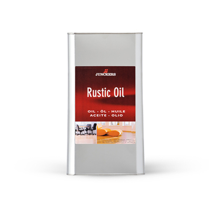 Junckers Rustic Oil, White, 2.5L Image 1