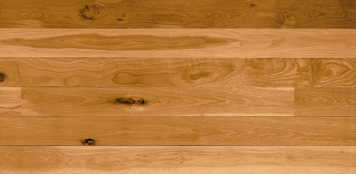 Junckers Solid Oak Wood Flooring, Ultra Matt Lacquered, Variation, 140x20.5 mm Image 4