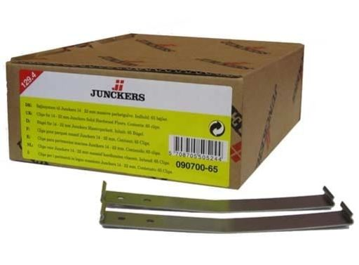 Junckers Installation Clips 129.4 mm, Pack of 250 pcs Image 1