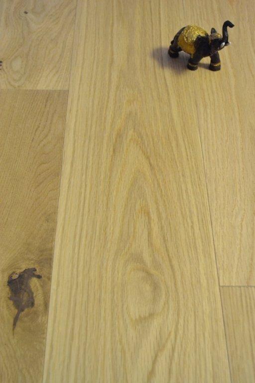 Kersaint Cobb Duo-Living Engineered Oak Flooring, Rustic, Lacquered, 150x3x14 mm Image 1