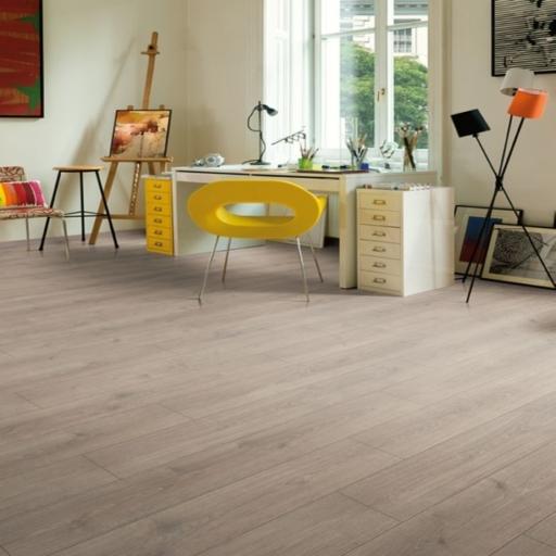 Lifestyle Harrow Mink Oak Laminate Floor, 8 mm Image 2