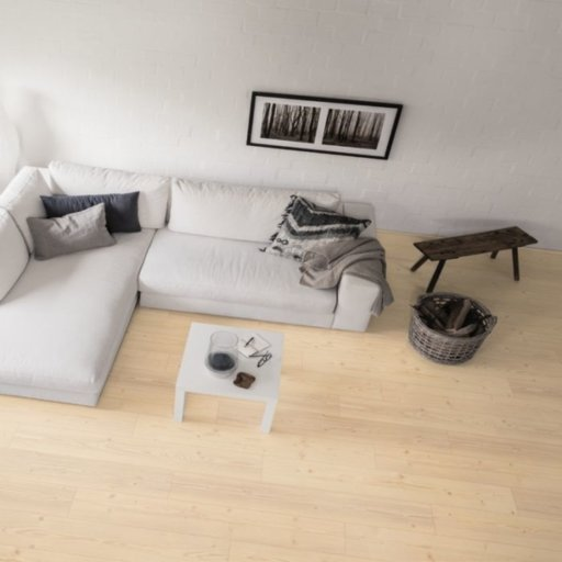 Lifestyle Harrow Spruce Laminate Floor, 8 mm Image 2