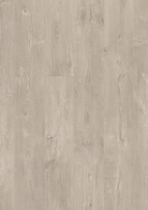 QuickStep LARGO Dominicano Oak Grey Planks Laminate Flooring 9.5 mm Image 1