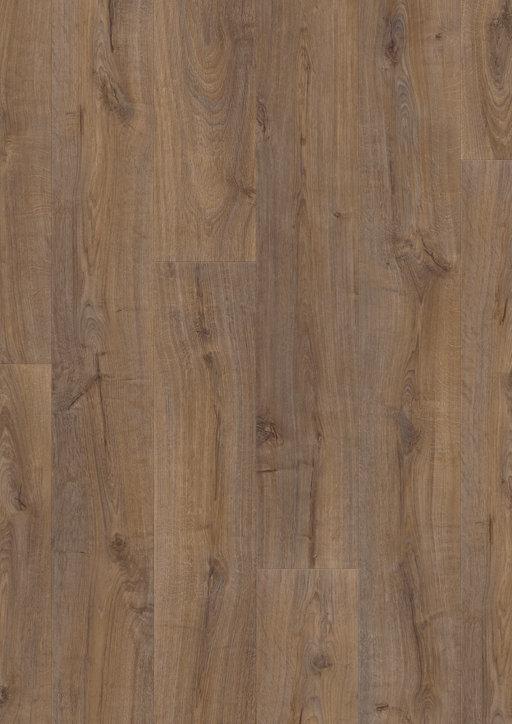 QuickStep LARGO Cambridge Oak Dark Planks Laminate Flooring 9.5 mm Image 2