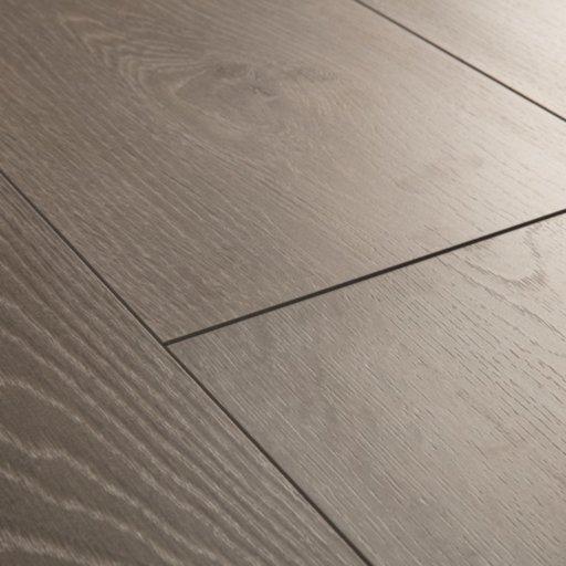QuickStep LARGO Grey Vintage Oak 4v Planks Laminate Flooring 9.5 mm Image 2