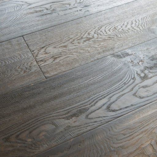 V4 Furrowed Hill Engineered Oak Flooring, Rustic, Stained, Handscraped, Distressed & Hardwax Oiled, 240x15x2200 mm Image 2