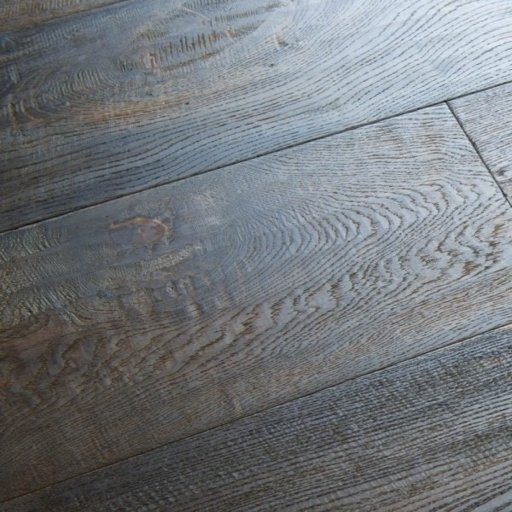 V4 Furrowed Hill Engineered Oak Flooring, Rustic, Stained, Handscraped, Distressed & Hardwax Oiled, 240x15x2200 mm Image 3