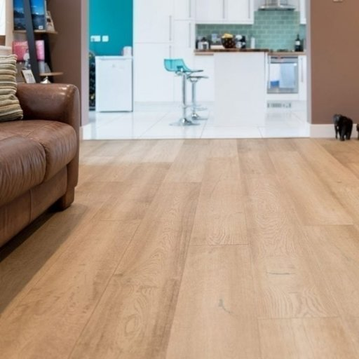 V4 Water Meadow Engineered Oak Flooring, Rustic, Stained, Handscraped, Distressed & Hardwax Oiled, 240x15x2200 mm Image 2
