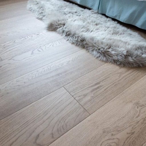 V4 Water Meadow Engineered Oak Flooring, Rustic, Stained, Handscraped, Distressed & Hardwax Oiled, 240x15x2200 mm Image 3