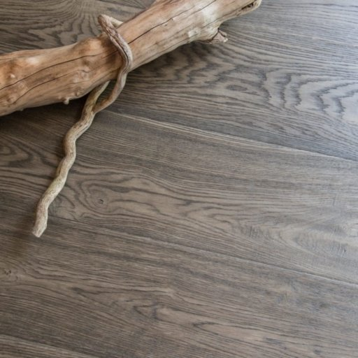 V4 Moorland Engineered Oak Flooring, Rustic, Stained, Handscraped, Distressed & Hardwax Oiled, 240x15x2200 mm Image 1