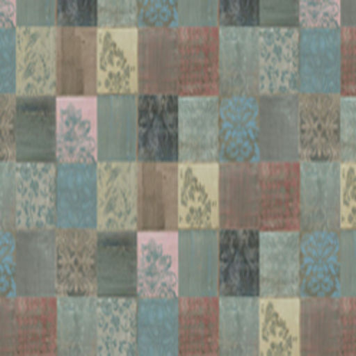 Lifestyle Colosseum Block Art Oak Tile 5G Clic Vinyl Flooring, 5mm Image 1