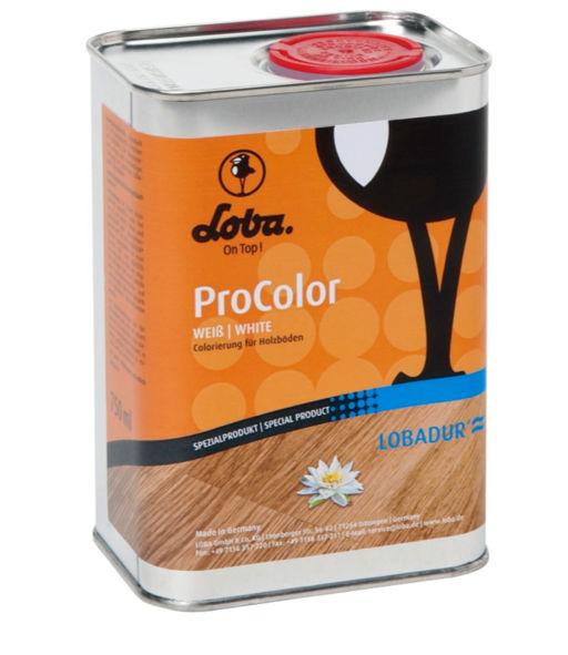 Lobadur ProColor Stain, White, 100 ml Image 1
