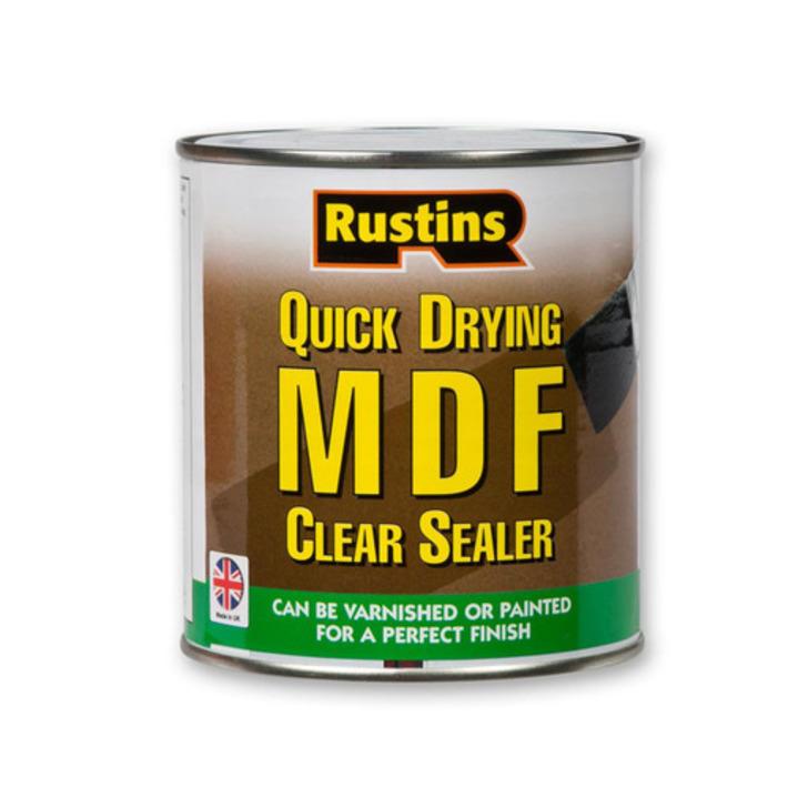 MDF Sealer 250ml Image 1