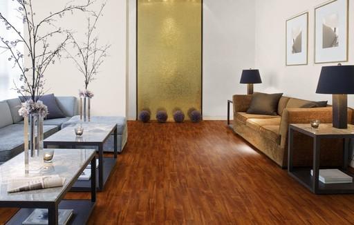 Boen Prestige Merbau Parquet Flooring, Protect Ultra, 10x70x590 mm Image 1