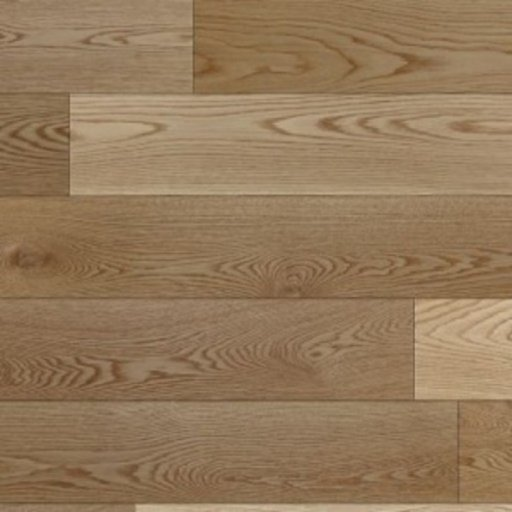 Kersaint Cobb Traditions Oak Natural Engineered Flooring, Rustic, Brushed, Lacquered, 189x6x20 mm Image 1