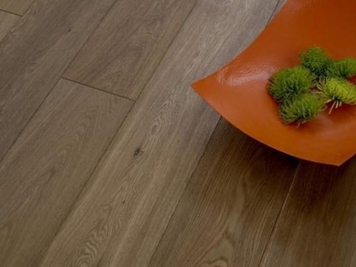 Kersaint Cobb Traditions Oak Smoked Engineered Flooring, Rustic, Brushed, UV Oiled, 189x6x20 mm Image 1