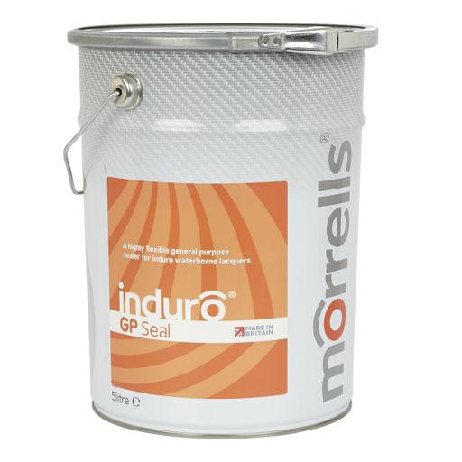 Morrells Induro General Purpose, Waterbased Sealer, 5L Image 1