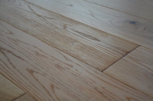 Tradition Engineered Oak Flooring, Natural, Brushed, Lacquered, 125x3x14 mm Image 3