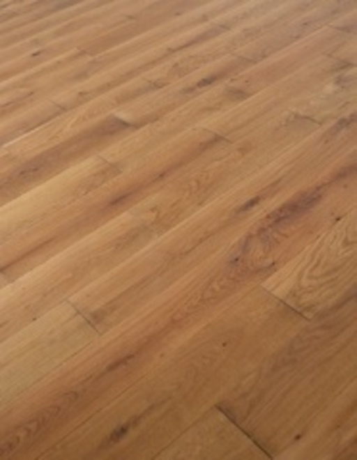 Tradition Engineered Oak Flooring, Natural, Oiled, 190x6x20 mm Image 1