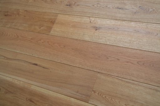 Tradition Engineered Oak Flooring, Rustic, Brushed&Oiled, 190x6x20 mm Image 1