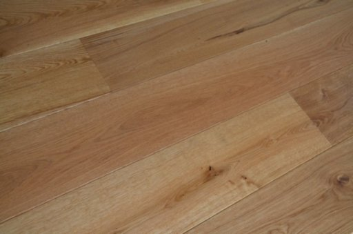 Tradition Engineered Oak Flooring, Rustic, Brushed&Oiled, 190x6x20 mm Image 2