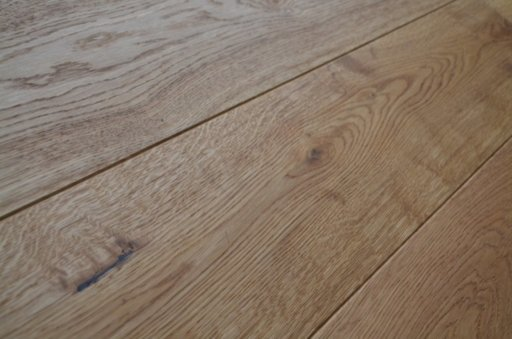 Tradition Engineered Oak Flooring, Rustic, Brushed&Oiled, 190x6x20 mm Image 3