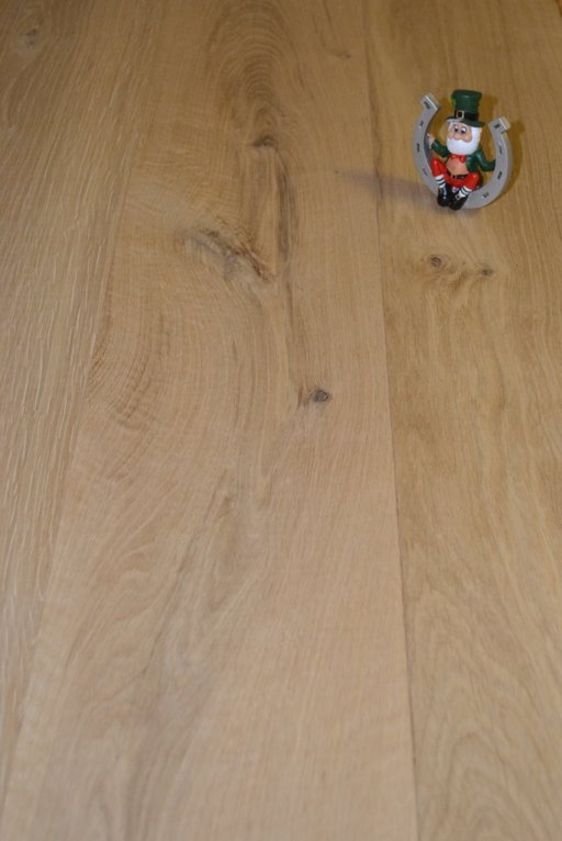 Tradition Unfinished Engineered Oak Flooring, Rustic, 190x6x20 mm Image 2