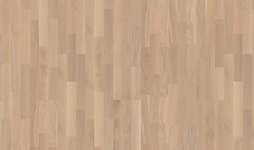 Boen Coral Oak Engineered Flooring, Brushed, White Stained, Oiled, 209x3.5x14 mm Image 2
