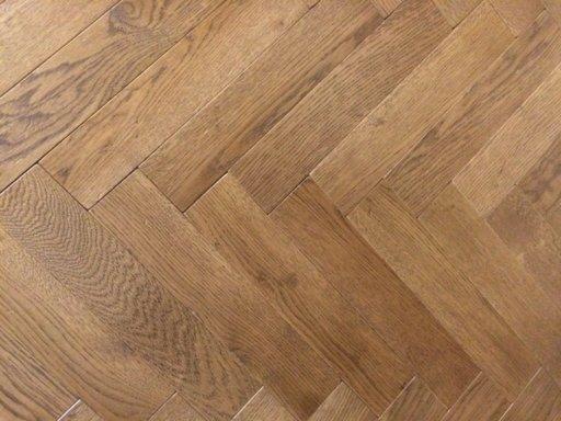 Oak Parquet Flooring Blocks, Tumbled, Prime, 70x230x20 mm Image 1