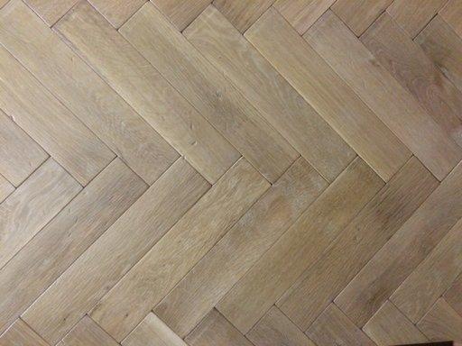 Oak Parquet Flooring Blocks, Tumbled, Prime, 70x230x20 mm Image 2