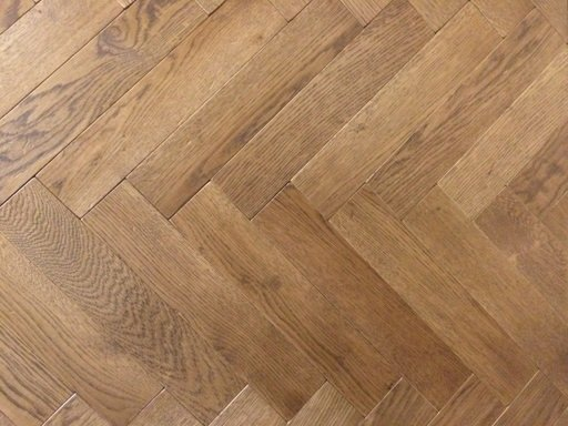 Oak Parquet Flooring Blocks, Tumbled, Prime, 70x350x20 mm Image 1