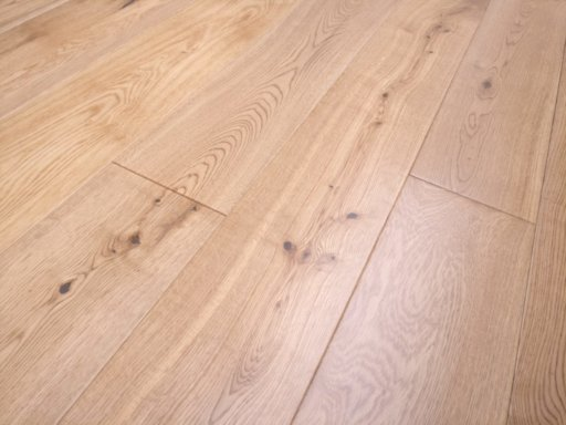 Tradition Solid Oak Flooring, Lacquered, 150x18 mm Image 3