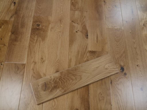 Tradition Solid Oak Flooring, Lacquered, 150x18 mm Image 4