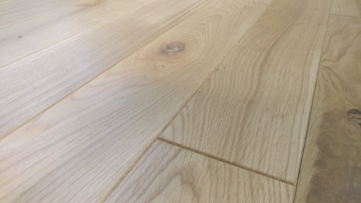 Tradition Solid Oak Flooring, Rustic, Lacquered, 100x20 mm Image 1