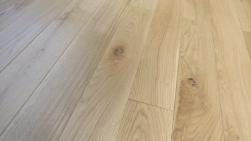Tradition Solid Oak Flooring, Rustic, Lacquered, 100x20 mm Image 2