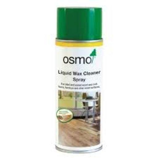 Osmo Liquid Wax Cleaner Spray, 400 ml Image 1
