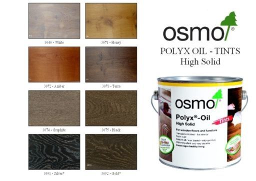 Osmo Polyx-Oil Hardwax-Oil, Effect Gold, 0.375L Image 2