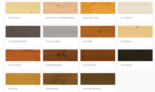 Osmo Wood Wax Finish Transparent, Grey Beige, 0.125L Image 2