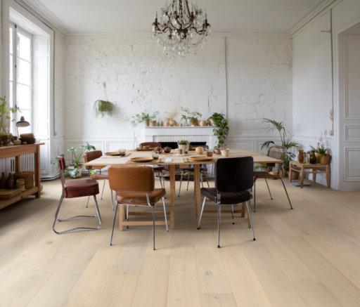 QuickStep Palazzo Frozen Oak Engineered Flooring, Extra Matt Lacquered, 1820x190x14 mm Image 1