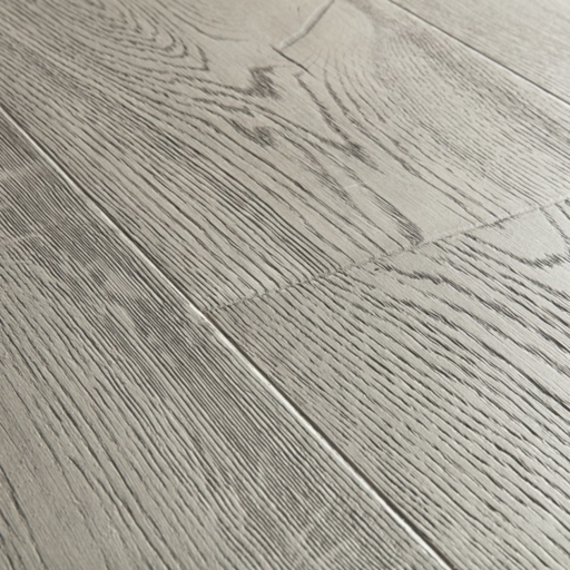 QuickStep Palazzo Concrete Oak Engineered Flooring, Oiled, 1820x190x14 mm Image 3