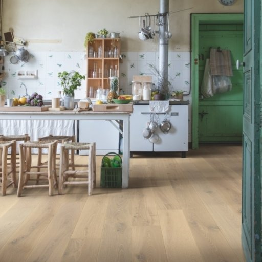 QuickStep Palazzo Lime Oak Engineered Flooring, Extra Matt Lacquered, 1820x190x14 mm Image 1