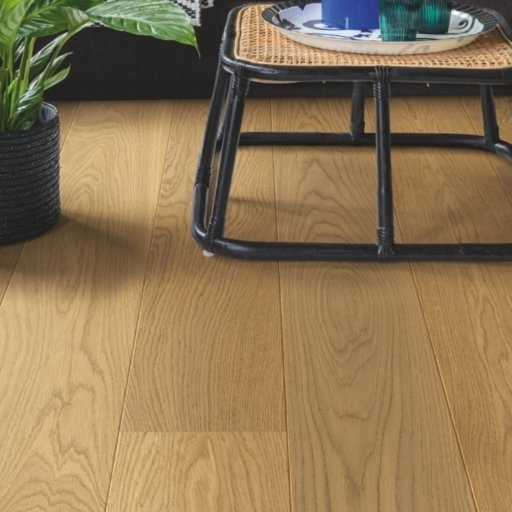 QuickStep Palazzo Ginger Bread Oak Engineered Flooring, Extra Matt Lacquered, 1820x190x14 mm Image 2