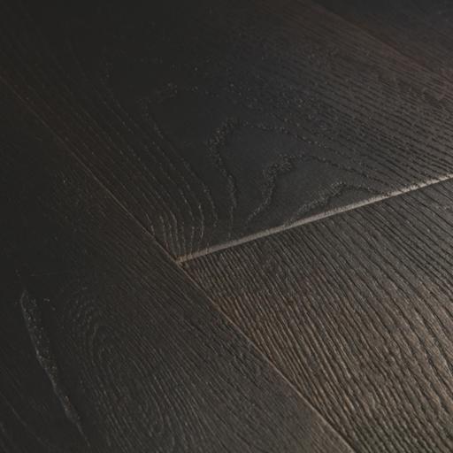 QuickStep Palazzo Midnight Oak Engineered Flooring, Oiled, 1820x190x14 mm Image 2