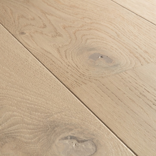 QuickStep Palazzo Oat Flake White Oak Engineered Flooring, Oiled, 1820x190x14 mm Image 2