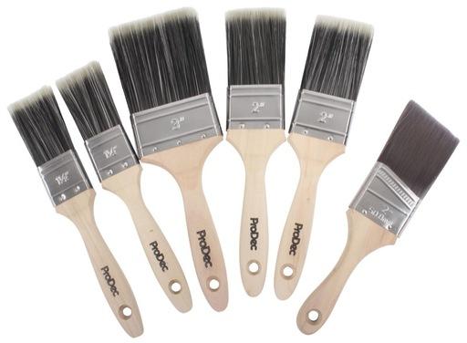 ProDec Trojan Brush Set, Premium Trade Quality, 6 pcs Image 2