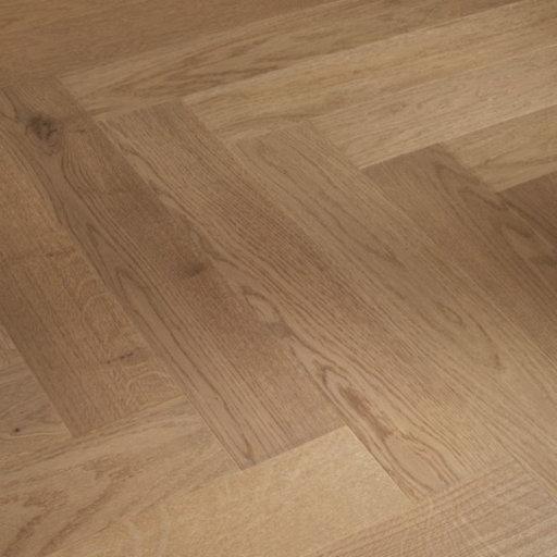 Kersaint Cobb Providence Herringbone Oak Engineered Flooring, Rustic, Matt Lacquered, 95x10.5x570 mm Image 1
