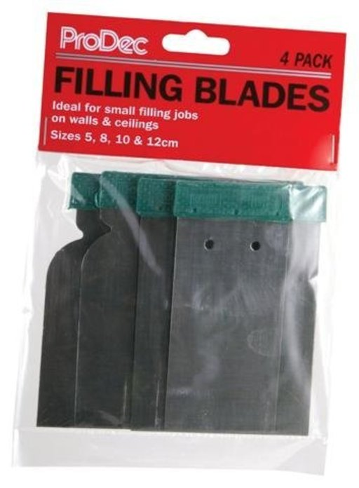 Filling Blades Set (4 pcs) Image 1