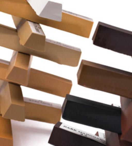 Morrells Hard Wax Wood Floor Filler, Light Assorted, 10 Sticks Image 1