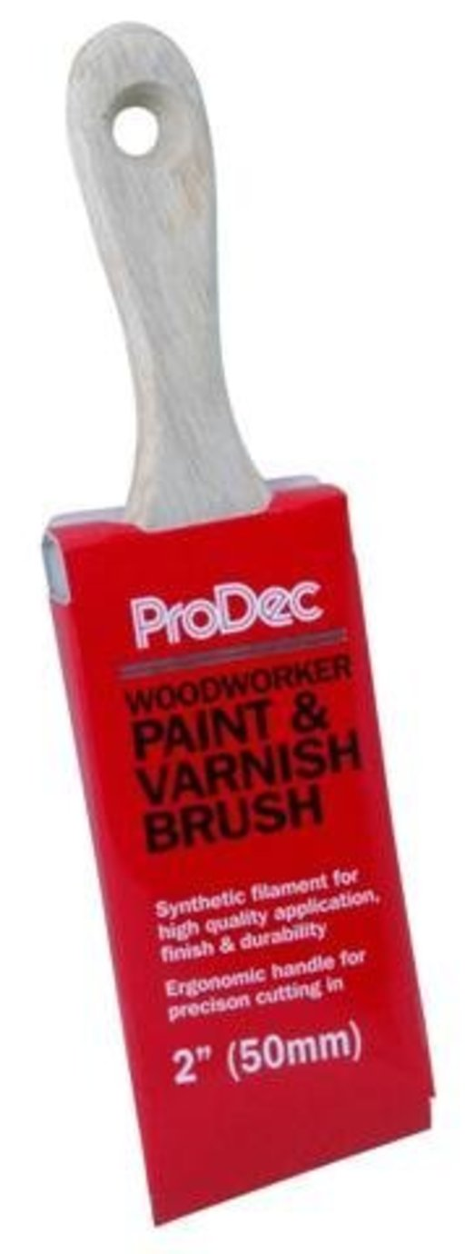 Woodworker Brush, 2 inch (50 mm) Image 1